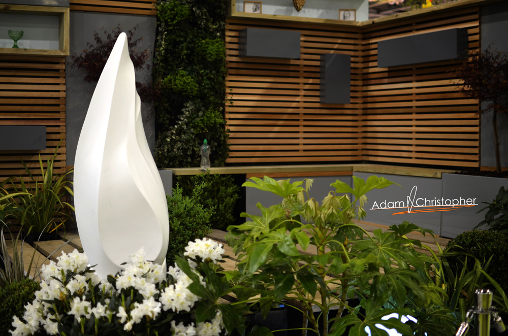 Adam christopher garden sculpture at grand designs for Grand designs garden