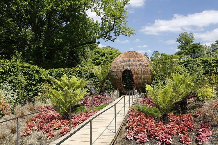 The international garden festival award winning for Garden design fest 2014
