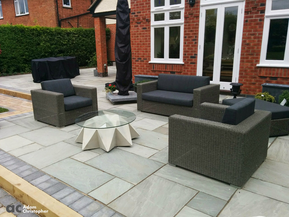 AC Outdoor concrete coffee table (5)