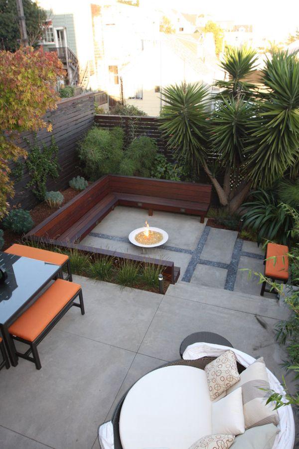 20 Small Space Gardens Award Winning Contemporary