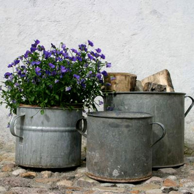 10 Rustic Flower Pots Award Winning Contemporary
