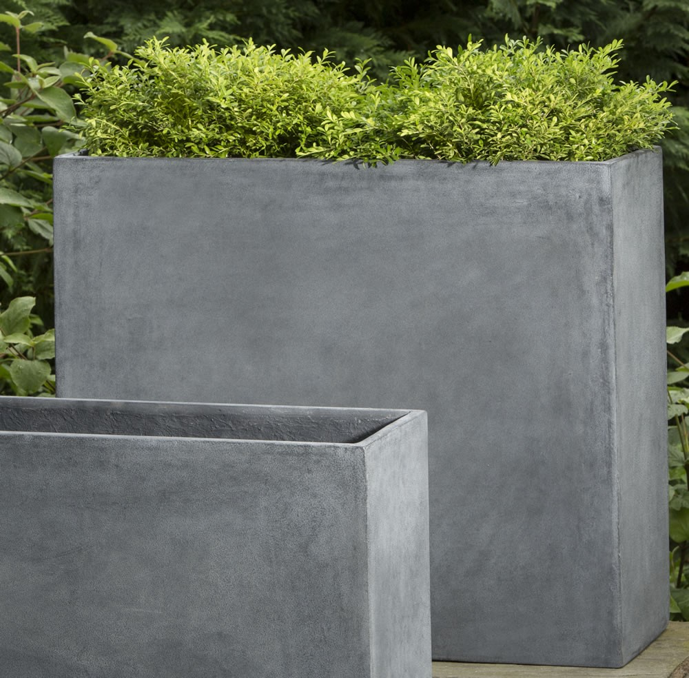 13 contemporary concrete planters award winning Concrete planters