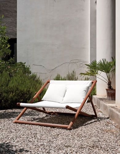 10 Stylish Garden Furniture Ideas Alternative To Rattan | Award Winning  Contemporary Concrete Planters And Sculpture By Adam Christopher