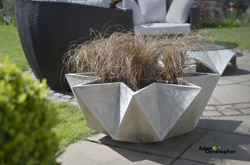 13 contemporary concrete planters  u2013 award winning contemporary concrete planters and sculpture
